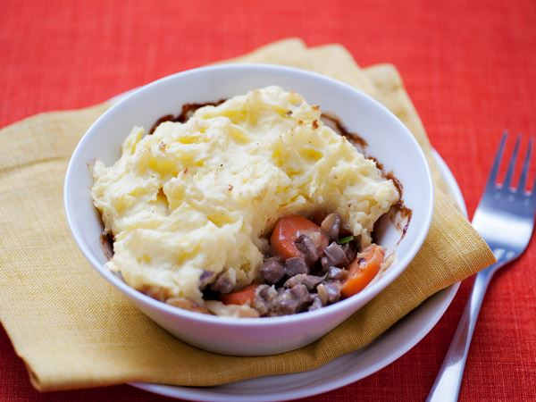 Shepherds pie – grundrecept