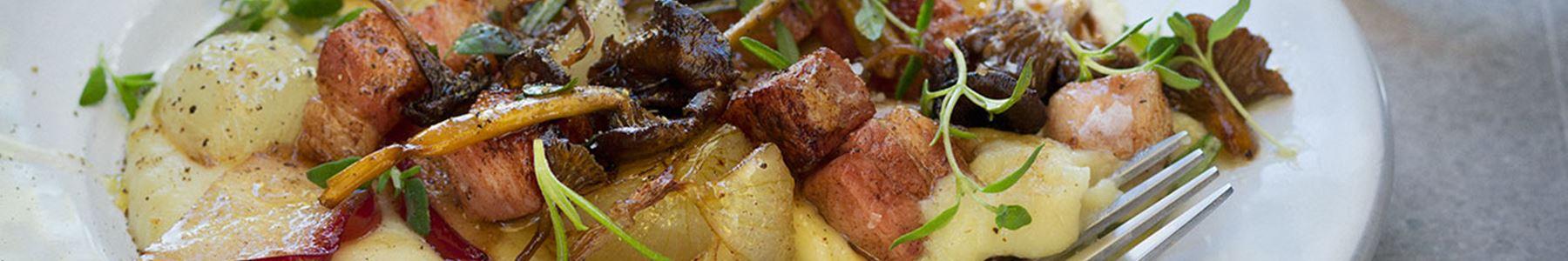 Jordärtskocka + Potatis + Tryffel