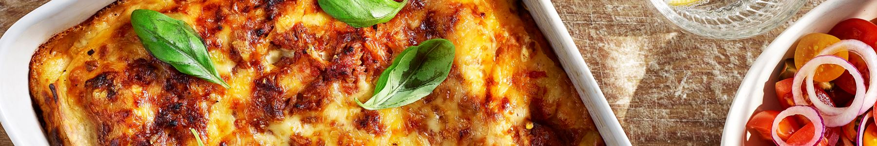 Vardagshuvudrätter med ost