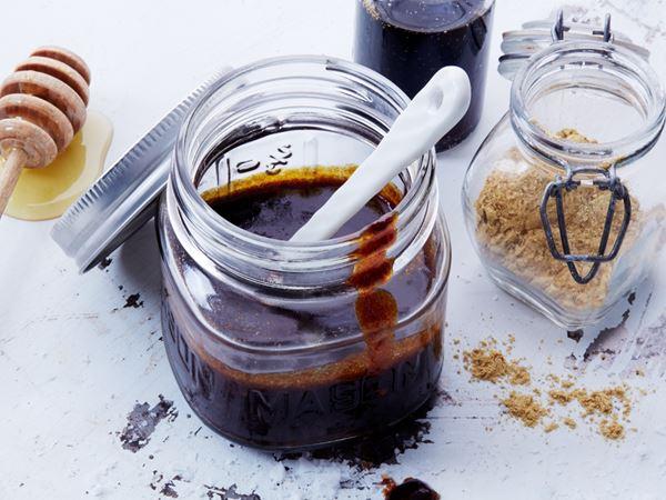 Marinad med ingefära, chili och honung
