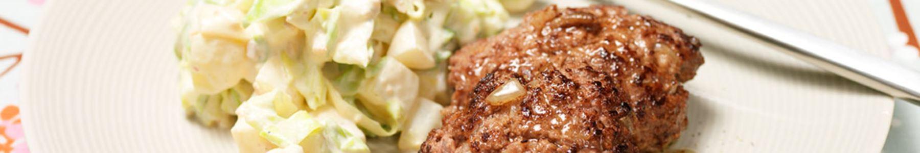 GI-metoden + Matfett + Coleslaw
