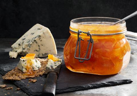 Apelsin- och citronmarmelad
