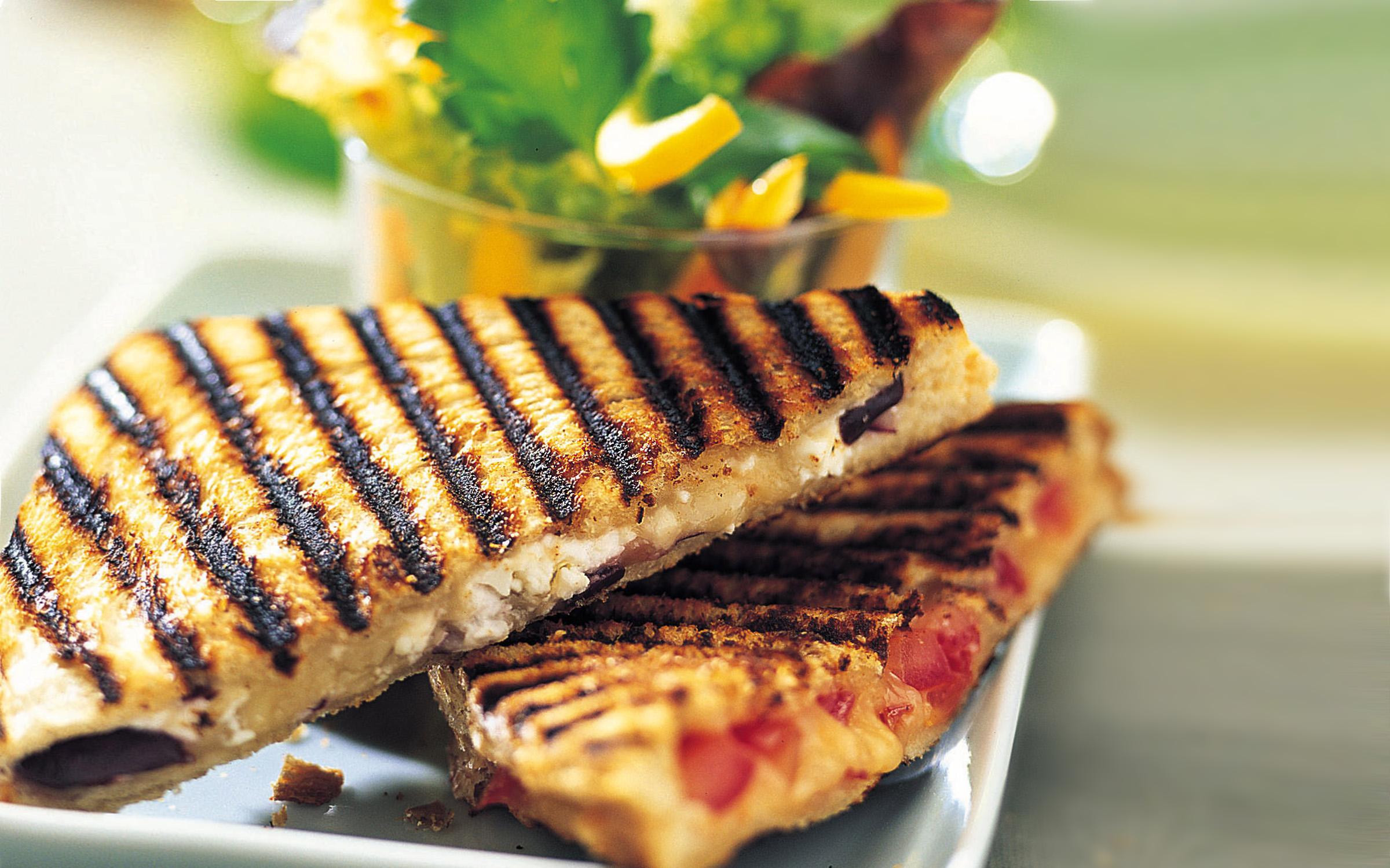 grillad macka recept
