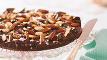 Chokladtryffeltårta