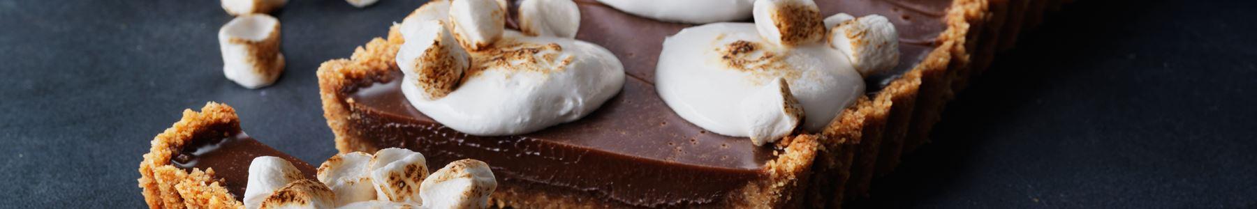 Marshmallow + Nyår + Efterrätt