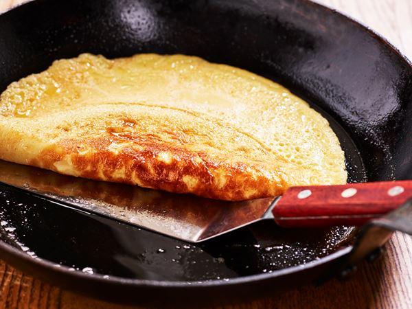 Omelett – grundrecept