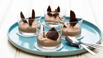 Enkel chokladmousse