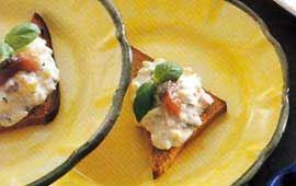 Sill med ägg och basilika 8 st