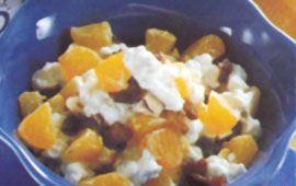 Fruktsallad med clementiner
