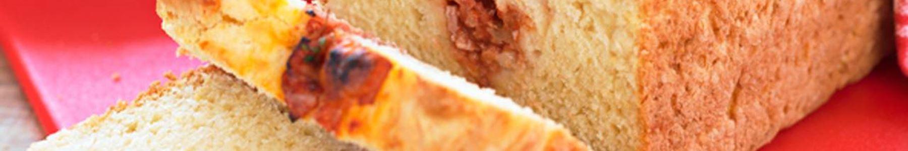 Tomat + Bakpulver + Bröd