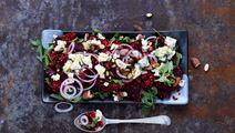 Quinoa med rödbetor