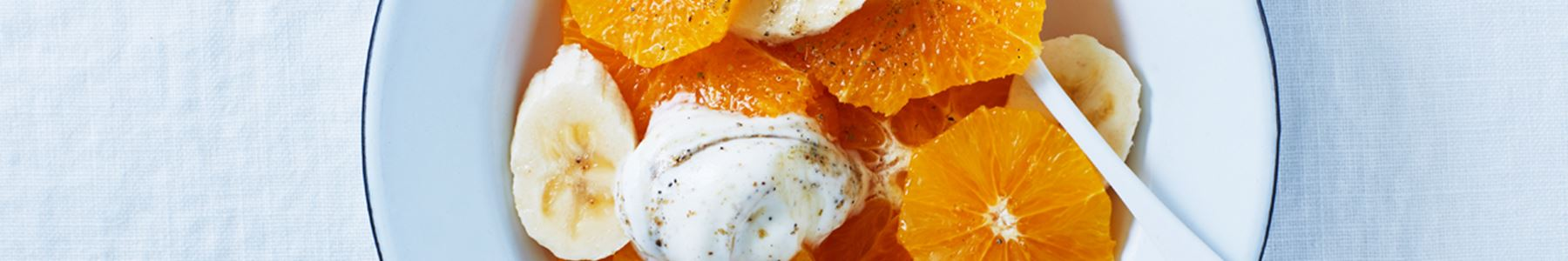 Billig + Apelsin + Mellanmål