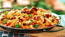 Paella – grundrecept