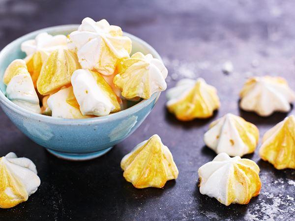 Minimaränger med citron