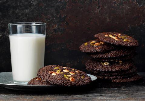 Glutenfria cookies