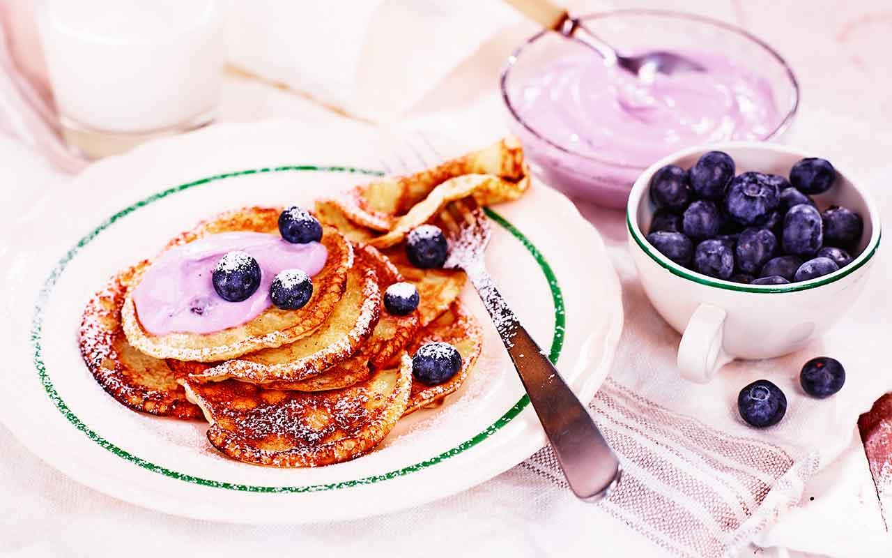 american pancakes recept arla