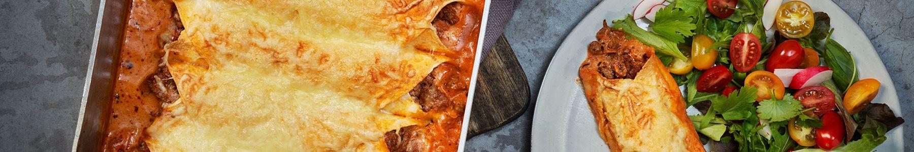 Kött + Tortilla