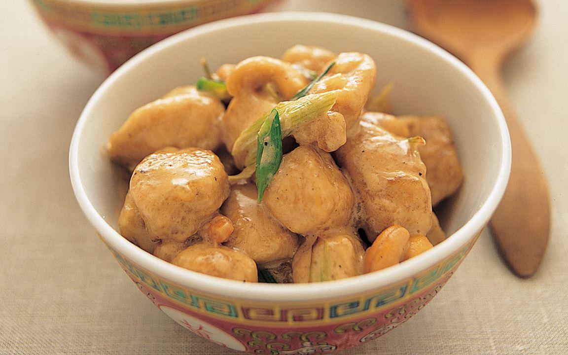 Kinainspirerad kyckling