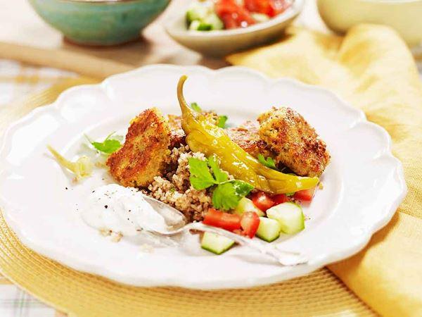 Falafel vegetarisk