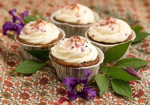 Kaffecupcakes