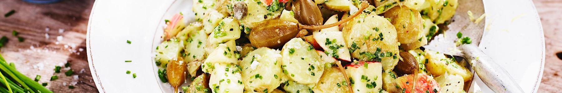 Potatis + Tillbehör + Senap