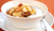 Äppelkompott med päron