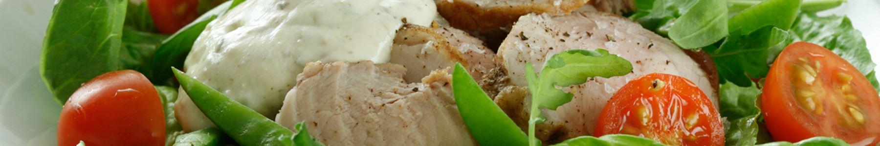 Kalorisnål + Bönor + Romansallad + Lunch
