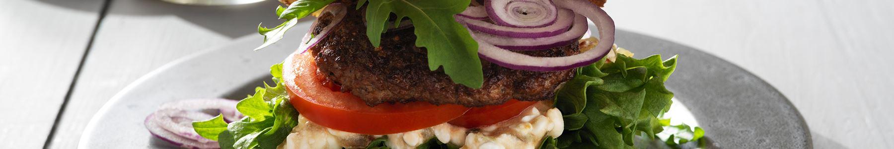 Recept på köttfärspaj