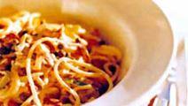 Tonfiskspaghetti