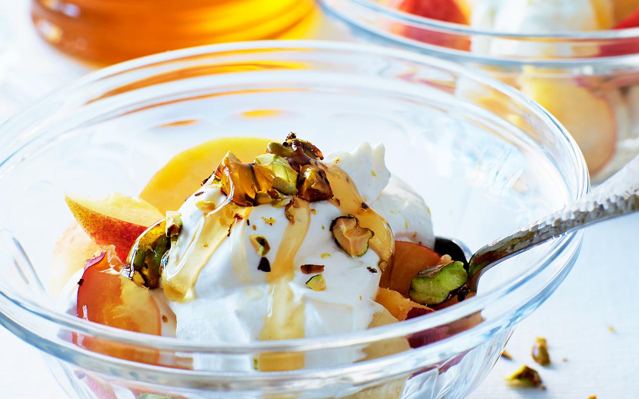 dessert turkisk yoghurt