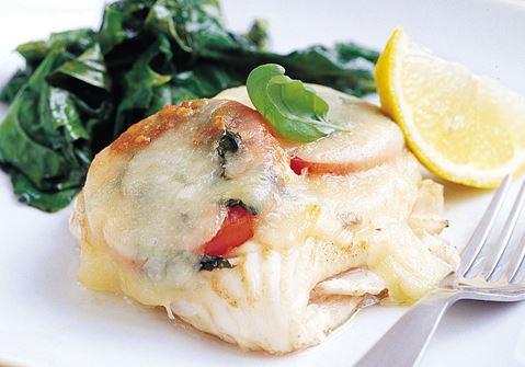 Mozzarellafisk