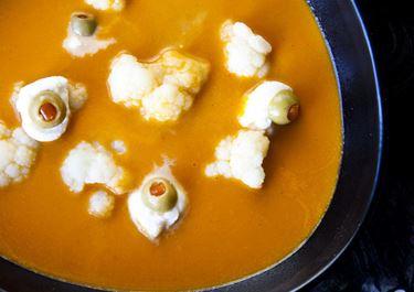 Bloody soup