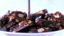 Choklad med torkad frukt
