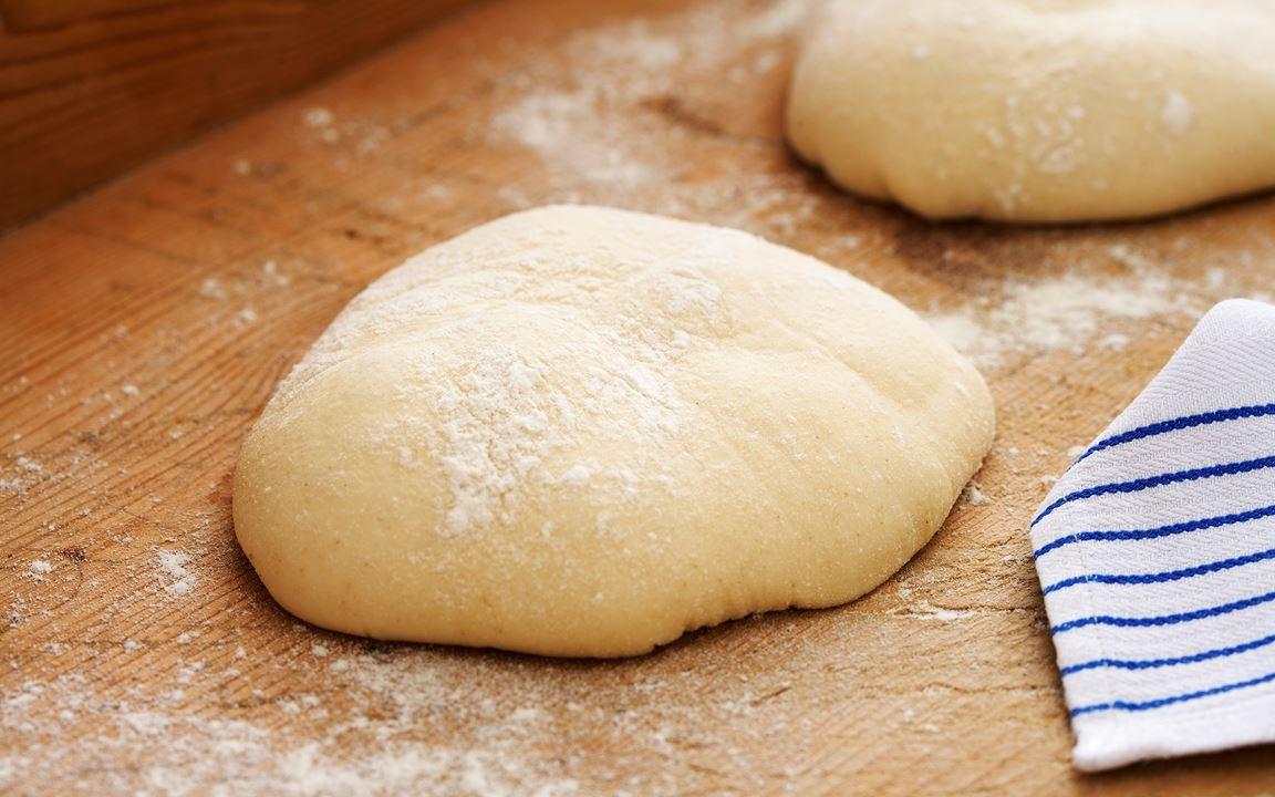 Pizzadeg – grundrecept