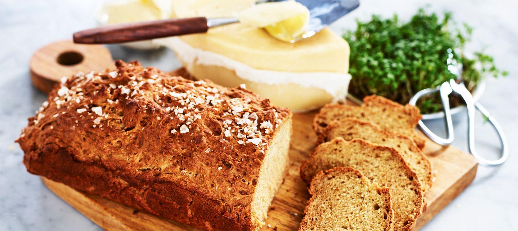 Bröd utan jäst