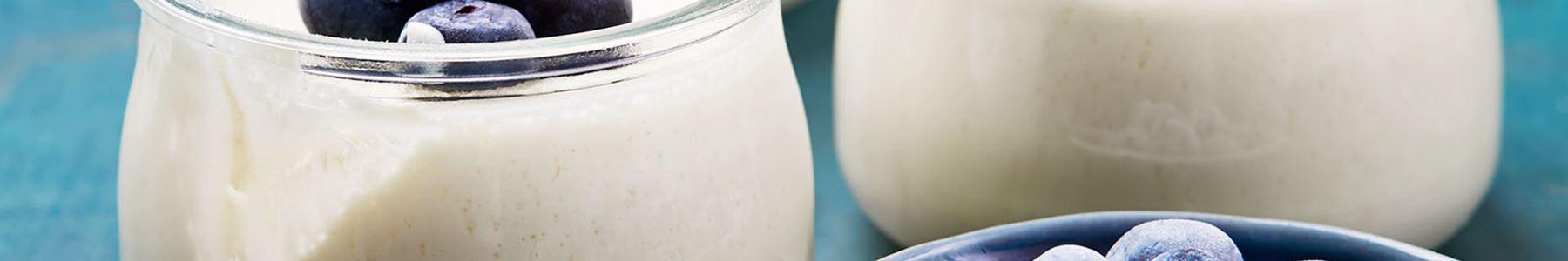 Grekisk yoghurt + Yoghurt + Honung