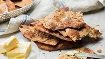 Knäckebröd med fänkål och dill