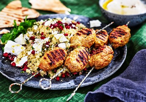 Kebab i miniformat