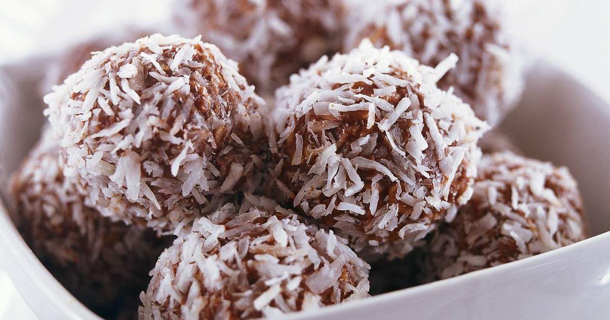 nyttiga chokladbollar kvarg