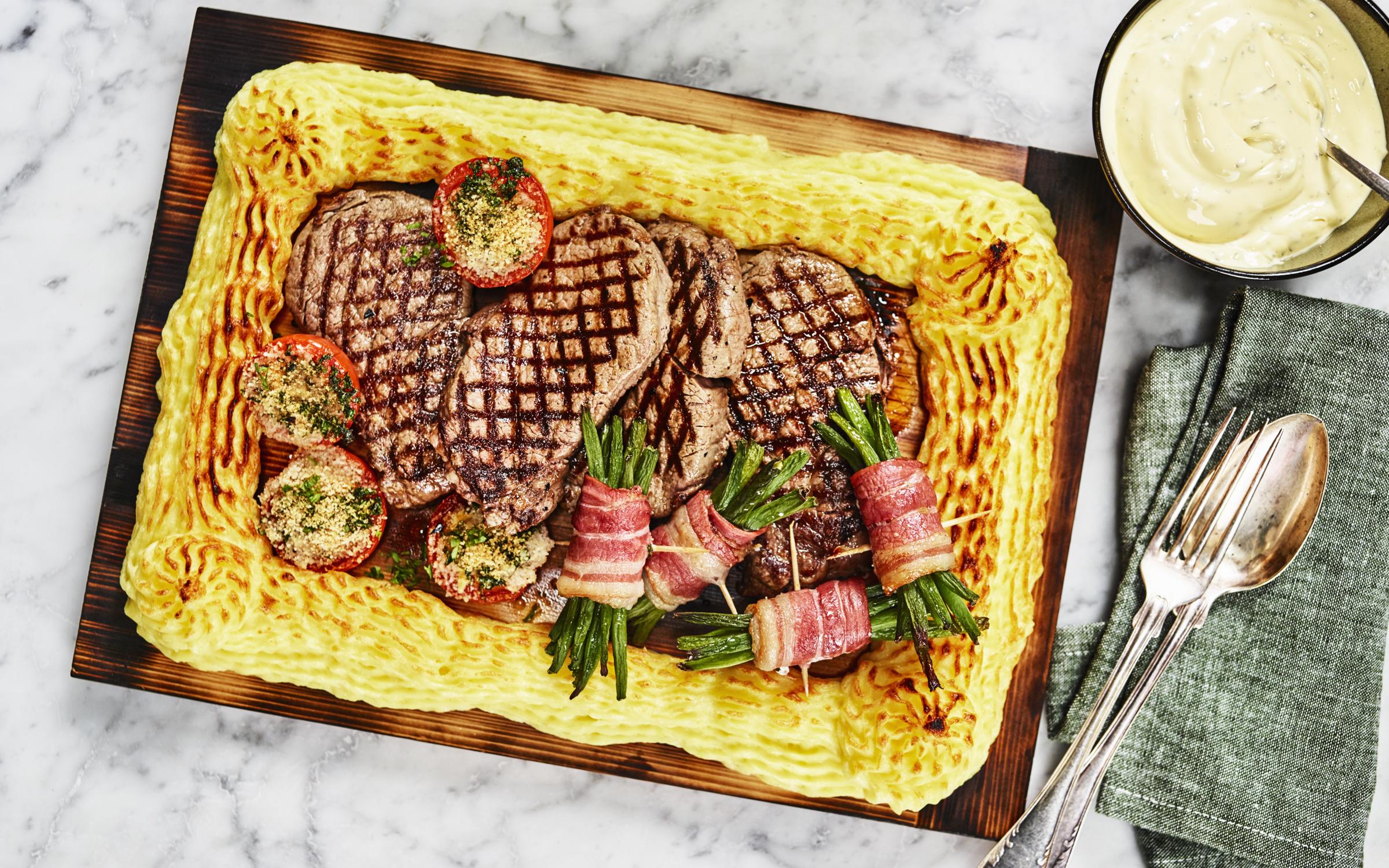 stek recept kött