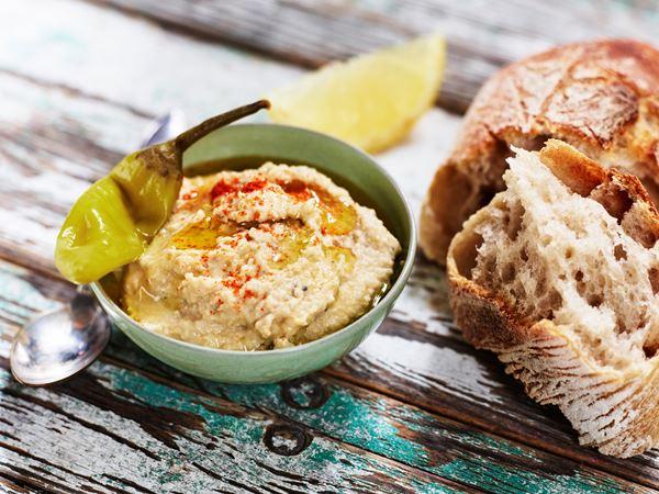 Hummus – grundrecept