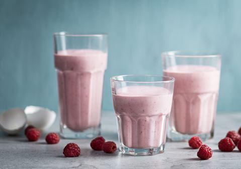 kvarg smoothie recept