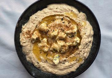 Hummus med Kvibille Ädel