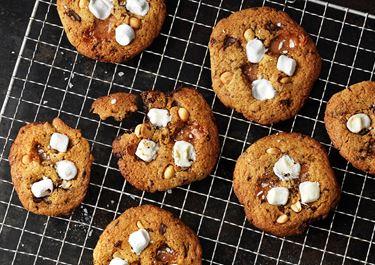 Cookies rocky road
