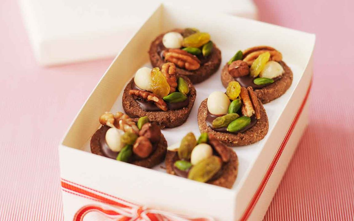 Fina chokladkakor
