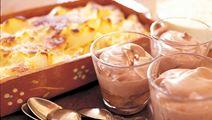 Äppelkaka med kokos och lime