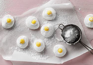Marshmallows med citrus