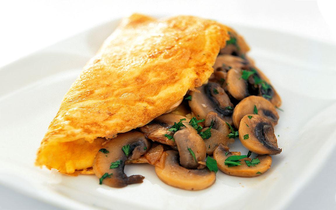 Fransk omelett