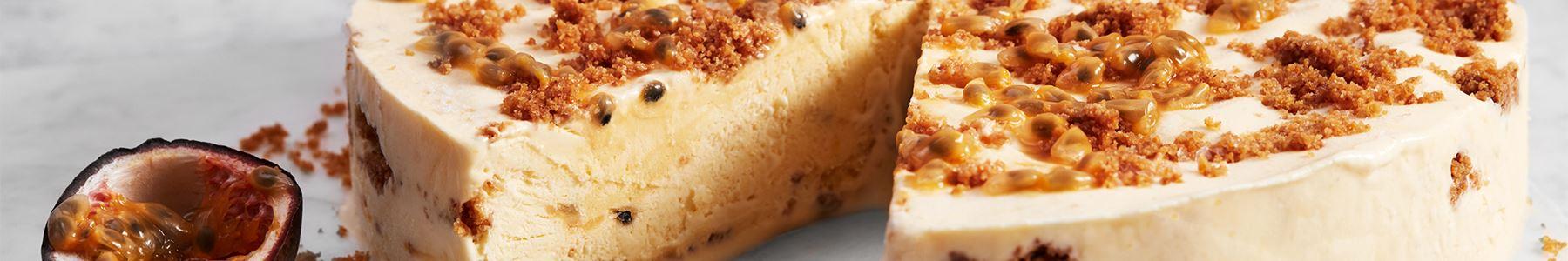Ingefära + Dessert + Kaka