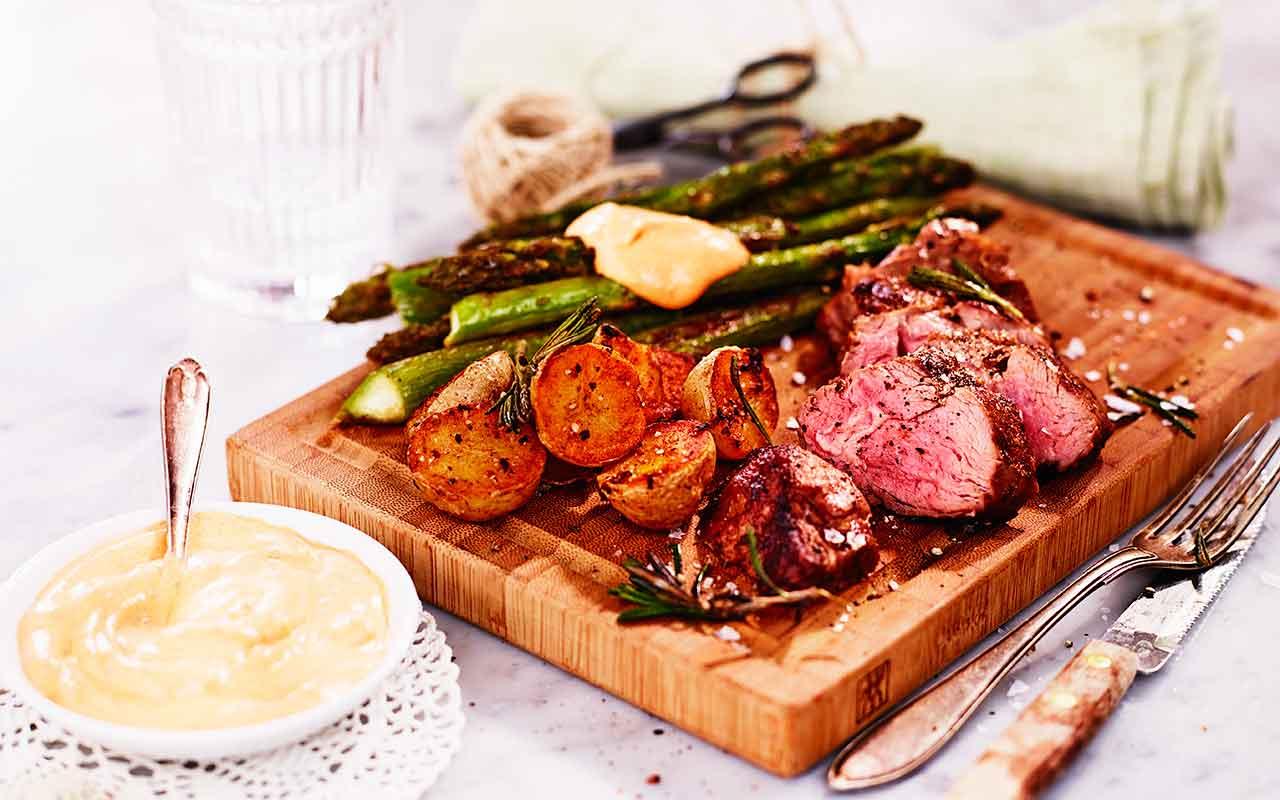 Kött till midsommar